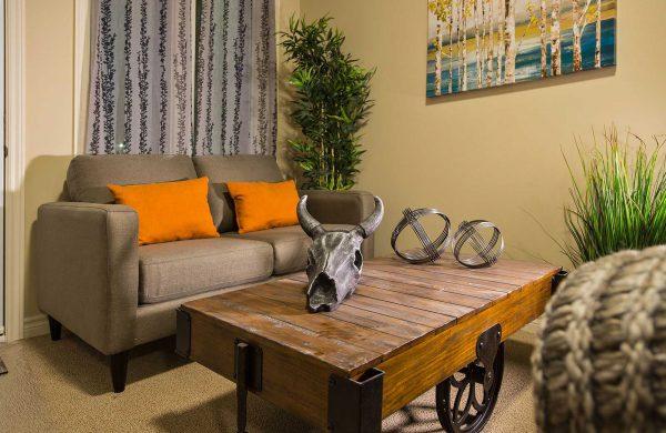 Wellings of Corunna Living Room