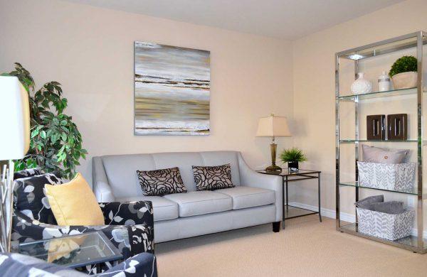 Wellings of Waterford Living Room