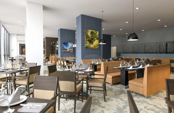 Wellings of Whitby Nourish Dining Look and Feel