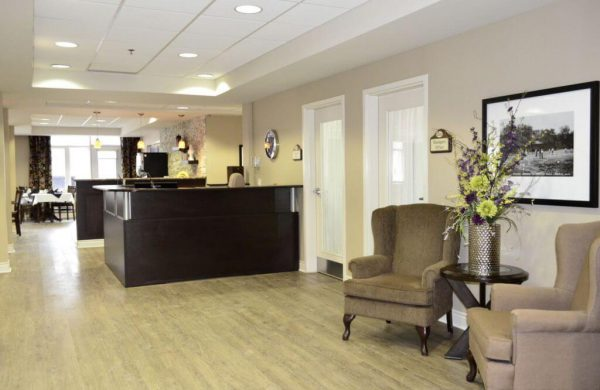 Queensview Concierge Desk